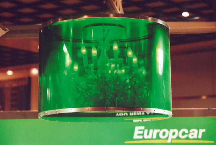 Pop Ac Frankfurt 2005 Flughafen Frankfurt Main Europcar